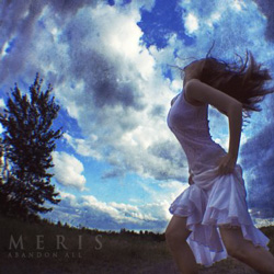"Meris - ""Abandon All"" CD cover image - Click to read review"