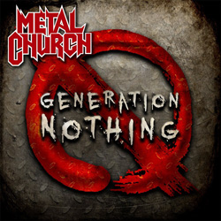 "Metal Church - ""Generation Nothing"" CD cover image"