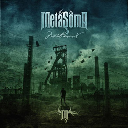 "Metasoma - ""Metal Erosion"" CD/EP cover image - Click to read review"