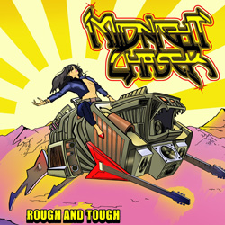 "Midnight Chaser - ""Rough And Tough"" CD cover image - Click to read review"