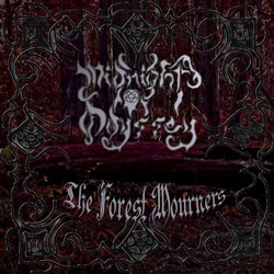 "Midnight Odyssey - ""The Forest Mourners"" Demo cover image - Click to read review"