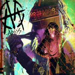 "Ministry - ""Adios...Puta Madres"" CD cover image - Click to read review"