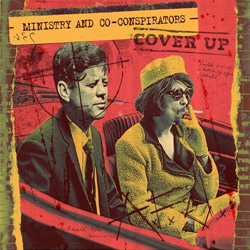 "Ministry - ""Cover Up"" CD cover image - Click to read review"