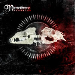"Mirrorthrone - ""Gangrene"" CD cover image - Click to read review"