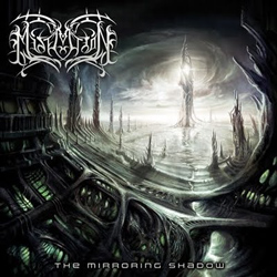 "Miseration - ""The Mirroring Shadow"" CD cover image"