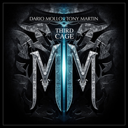 "Mollo/Martin - ""The Third Cage"" CD cover image"