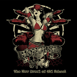 "Mongrel - ""The New Breed Of Old School"" CD/EP cover image - Click to read review"