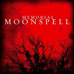 "Moonspell - ""Memorial"" CD cover image"