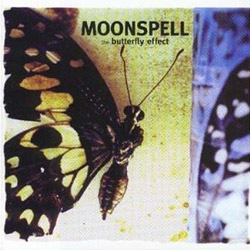 "Moonspell - ""The Butterfly Effect"" CD cover image"