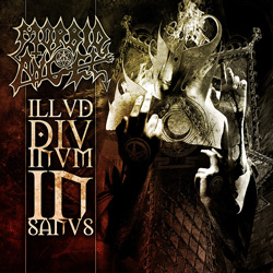 "Morbid Angel - ""Illud Divinum Insanus"" CD cover image - Click to read review"