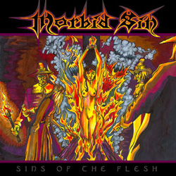 "Morbid Sin - ""Sins of the Father"" CD cover image - Click to read review"