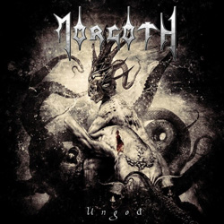 "Morgoth - ""Ungod"" CD cover image - Click to read review"