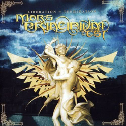 "Mors Principium Est - ""Liberation = Termination"" CD cover image - Click to read review"