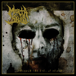 "Morta Skuld - ""Through The Eyes Of Death: The Early Demos"" CD cover image - Click to read review"