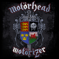 "Motorhead - ""Motorizer"" CD cover image - Click to read review"