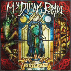 "My Dying Bride - ""Feel The Misery"" CD cover image - Click to read review"