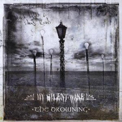 "The Drowning - ""Black Lights and Silent Roads"" CD cover image - Click to read review"