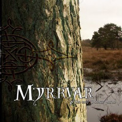 "Myrkvar - ""Als Een Woeste Horde"" CD cover image - Click to read review"