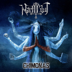 "Nachtblut - ""Chimonas"" CD cover image"
