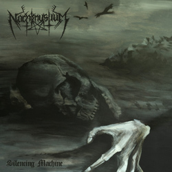 "Nachtmystium - ""Silencing Machine"" CD cover image"
