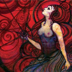 "Nachtmystium - ""The World We Left Behind"" CD cover image - Click to read review"