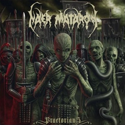 "Naer Mataron - ""Praetorians"" CD cover image - Click to read review"