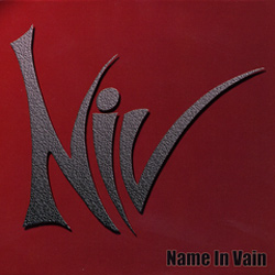 "Name In Vain - ""Name In Vain"" CD/EP cover image"
