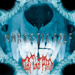 "Narcotic Self - ""Blood And Poison"" CD cover image - Click to read review"