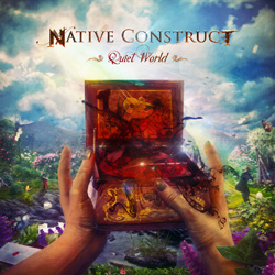 "Native Construct - ""Quiet World"" CD cover image - Click to read review"