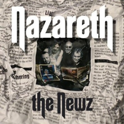 "Nazareth - ""The Newz"" CD cover image"