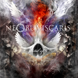 "Ne Obliviscaris - ""Portal of I"" CD cover image - Click to read review"