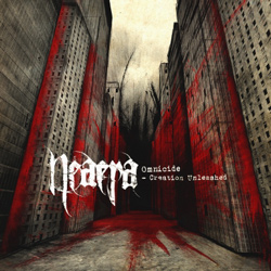 "Neaera - ""Omnicide - Creation Unleashed"" CD cover image"