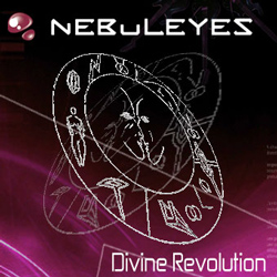 "Nebuleyes - ""Divine Revolution"" CD cover image - Click to read review"