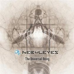 "Nebuleyes - ""The Universal Being"" CD cover image"