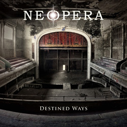 "Neopera - ""Destined Ways"" CD cover image"