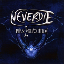 "Neverdie - ""Phase 2: Revolution"" CD/EP cover image"