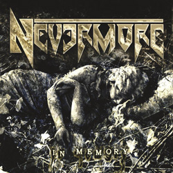 "Nevermore - ""In Memory (reissue)"" CD cover image"