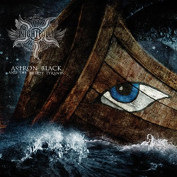 "Nightfall - ""Astron Black And The Thirty Tyrants"" CD cover image"