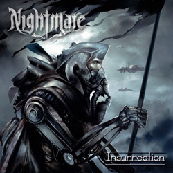 "Nightmare - ""Insurrection"" CD cover image"
