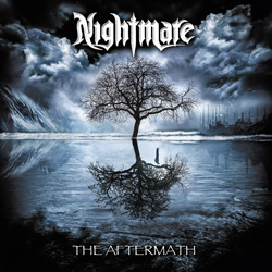 "Nightmare - ""The Aftermath"" CD cover image"