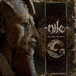 "Nile - ""Those Whom The Gods Detest"" CD cover image - Click to read review"