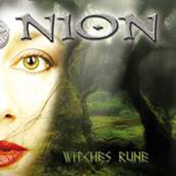 "Nion - ""Witches Rune"" CD/EP cover image - Click to read review"