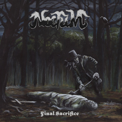 "Noctum - ""Final Sacrifice"" CD cover image"