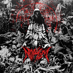 "Noisem - ""Agony Defined"" CD cover image"