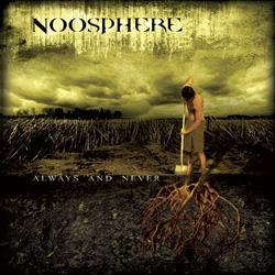 "Noosphere - ""Always And Never"" CD cover image"