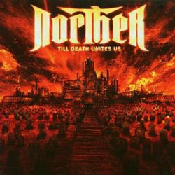 "Norther - ""Till Death Unites Us"" CD cover image - Click to read review"