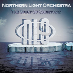 "Northern Light Orchestra - ""Live Performance Sampler"" DVD cover image"