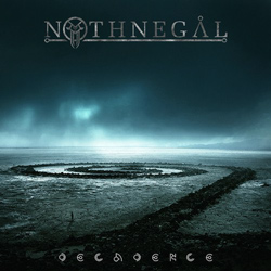 "Nothnegal - ""Decadence"" CD cover image"