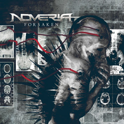 "Noveria - ""Forsaken"" CD cover image"