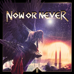 "Now Or Never - ""II"" CD cover image"
